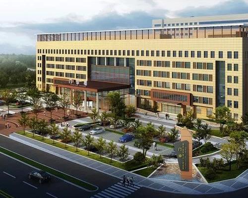 葫芦岛市第二人民医院扩建工程