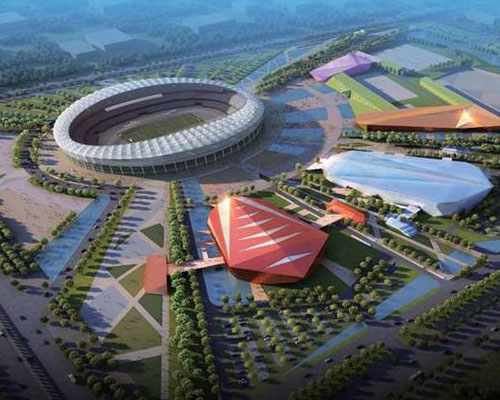 济宁市文化体育中心