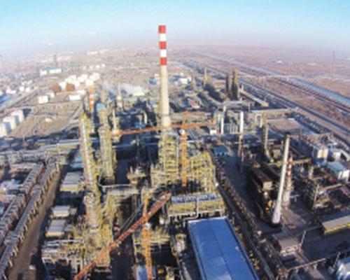 哈萨克斯坦阿特劳炼油厂石油深加工