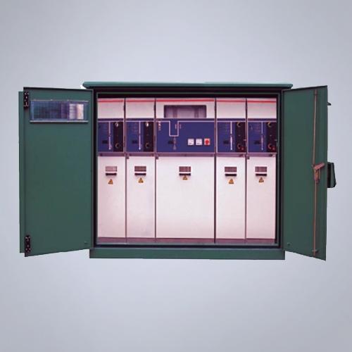 HWC-12箱式开闭所